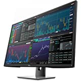 Dell P4317Q 4K with 3840X2160 Resolution LED Monitor, Black/Silver, 43'