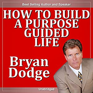 How to Build a Purpose Guided Life Speech
