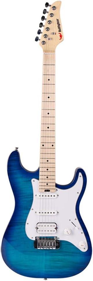 Miiliedy Set de guitarra electrónica para principiantes Práctica ...