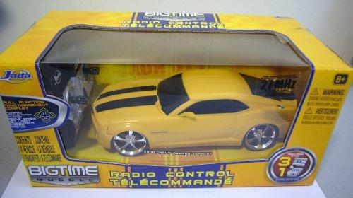 Jada R/C 2006 Chevy Camaro Concept (Wire Antenna) - (2006 Chevy Camaro Concept Car)