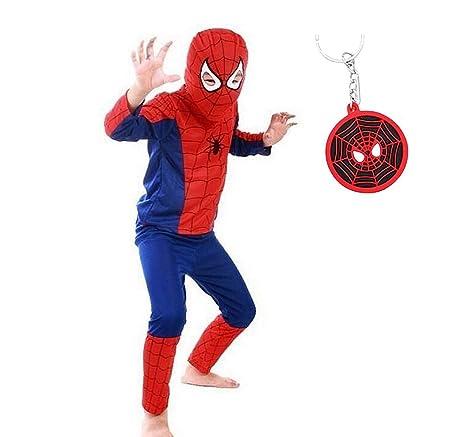 La Senorita Spiderman Disfraz Costume Niños Súper Hero + ...
