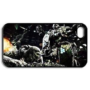 Michael paytosh's Shop New Style Game Design 1 Gears Of War Judgment Print Black Case With Hard Shell Cover for Apple iPhone 4/4S