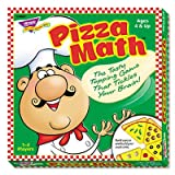 Pizza Math Game, Ages 4 and Up, Sold as 1 Each