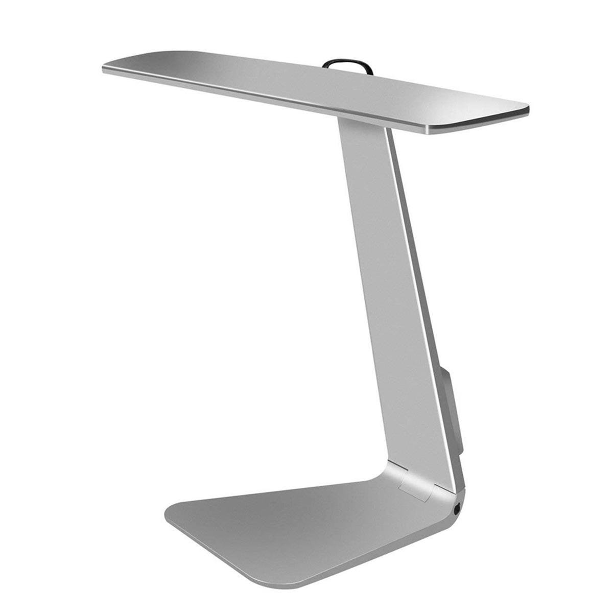 KOBWA Technological Sense LED Desk Lamp Reading Lamp,Portable Eye-Caring Table Lamps,Desk Light with USB Charging Port,3 Adjustable Brightness Level, Super Bright 200 LM Desk Lamp Work Up to 8 Hours