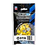 "GripIt 5/8"" Drywall Anchors 25 pc"