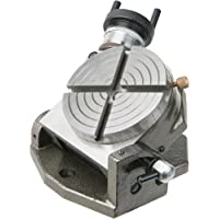 Grizzly 111305 Rotary Table With Tilting Base 4-Inch Advantages