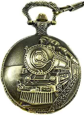 North American Railroad Approved, Railway Regulation Standard, Train Pocket Watch