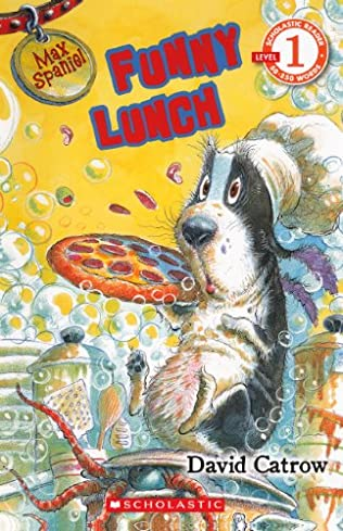 book cover of Funny Lunch