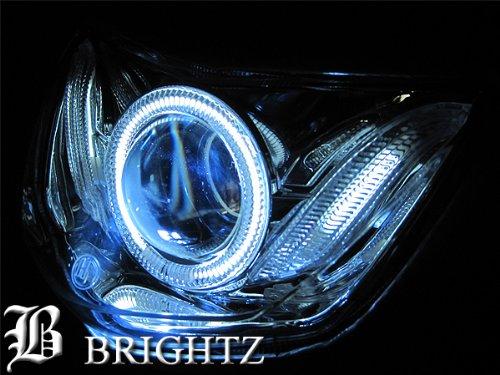 BRIGHTZ アドレス V125 G CCFLイカリング プロジェクターヘッドライト HID付き D2C(青バルブ) 11226 B0081Z6CIK