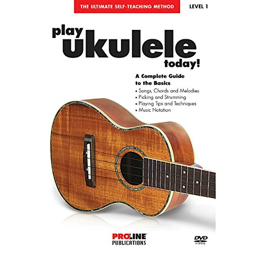 Hal Leonard Proline - Play Ukulele Today DVD
