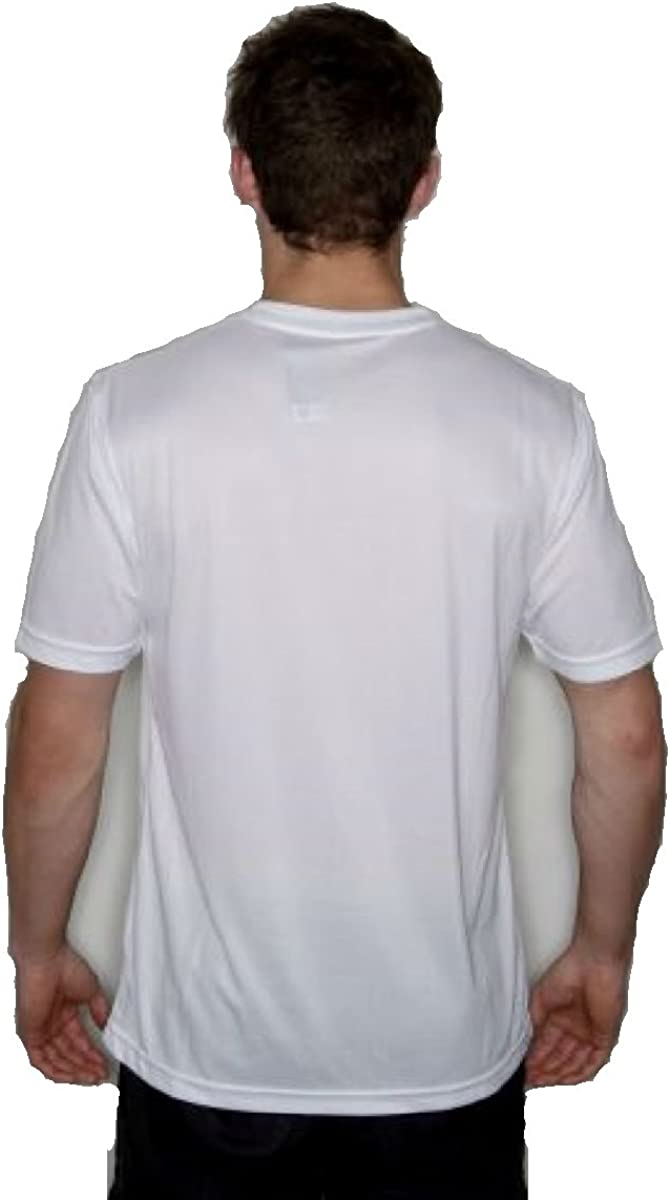 Just Cool Breathable Performance Wicking T Shirt, T-Shirt, Tee Shirt Burgundy
