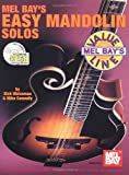 Easy Mandolin Solos, Dick Weissman and Mike Connolly, 0786626933