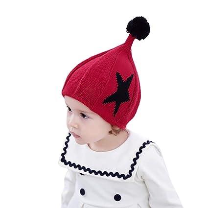 Amazon.com  Little Kids Christmas Warm Hat cb87f3db7063