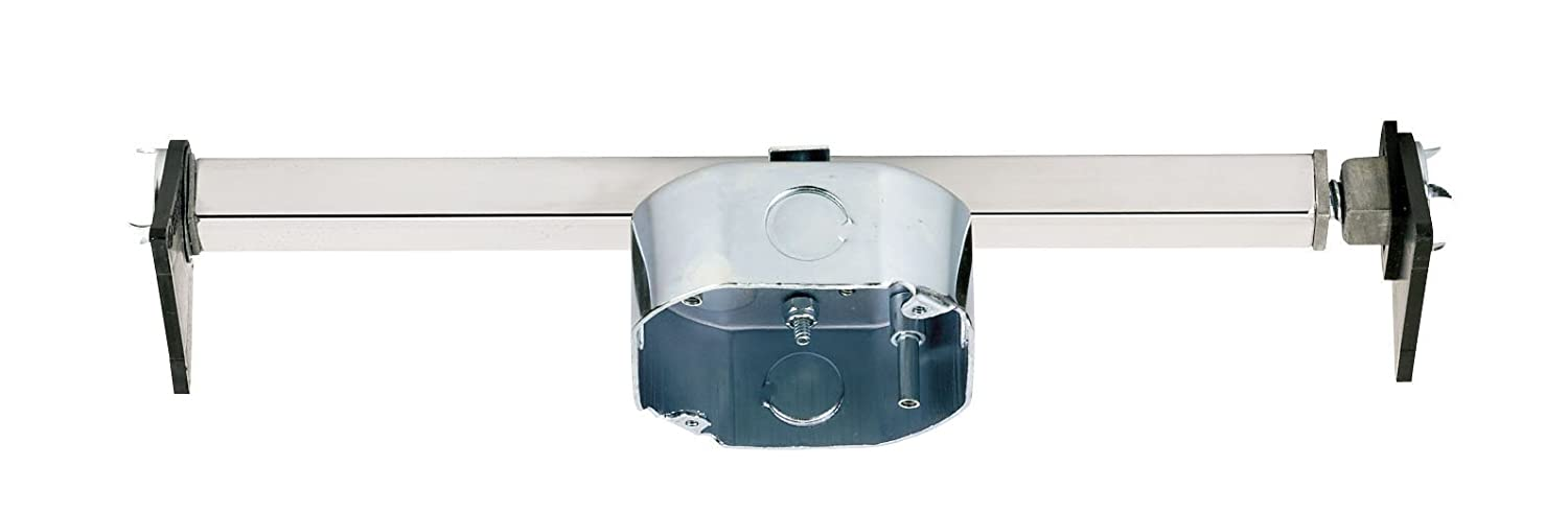 Westinghouse Lighting 0110000 Saf-T-Brace for Ceiling Fans, 3 Teeth, Twist and Lock