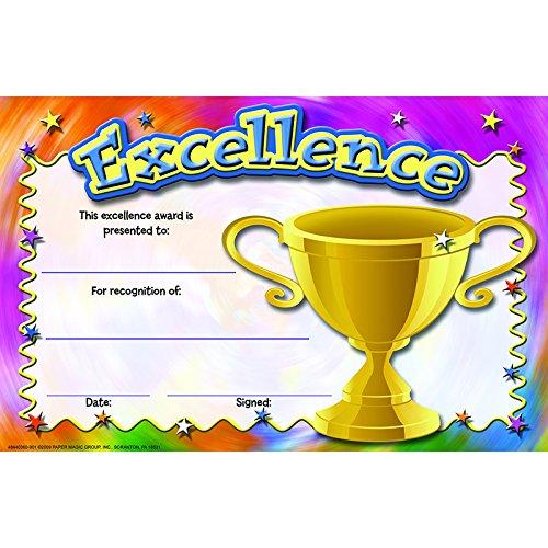 (Eureka Recognition Trophy Set of 36 Recognition)
