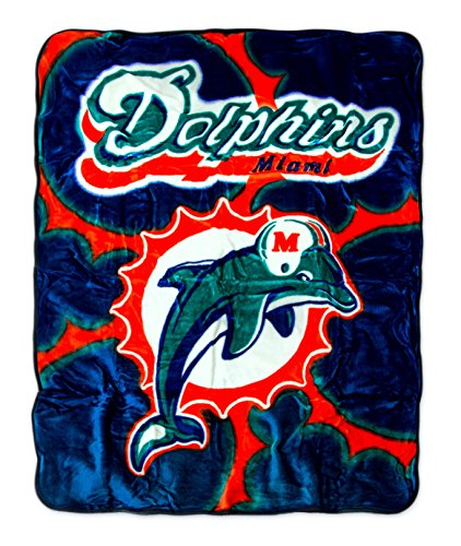 Miami Dolphins Blanket Dolphins Fleece Blanket Fascinating Miami Dolphins Plush Fleece Throw Blanket