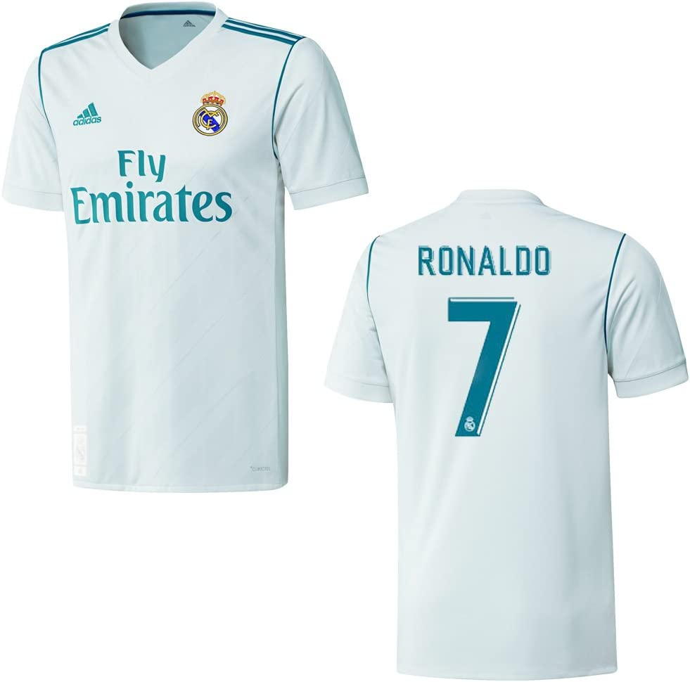 Camiseta original del Real Madrid para hombres de Adidas ...