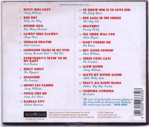 Hamburg List: Original Versions Of The Beatles' Star Club Set