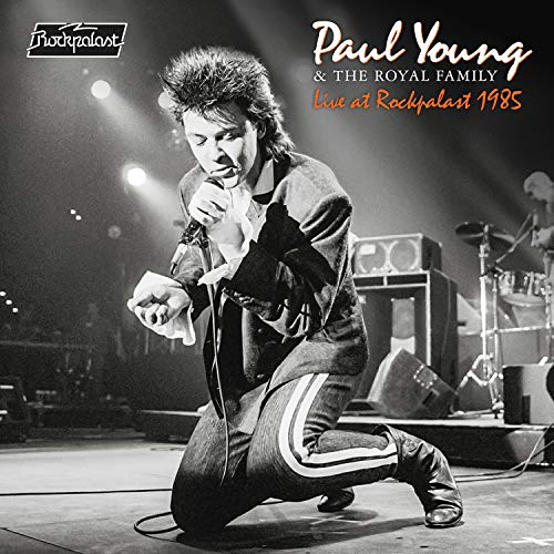 Album Art for Live At Rockpalast 1985 [Limited Orange Colored Vinyl] by Paul & the Royal Family Young