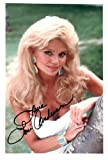img - for Loni Anderson Autographed 8