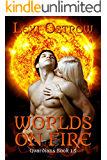 Worlds on Fire (Guardians Book 1.5)