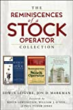 img - for The Reminiscences of a Stock Operator Collection: The Classic Book, The Illustrated Edition, and The Annotated Edition book / textbook / text book