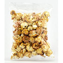Lisa Snacks Ready to Eat Gourmet Popcorn (Caramel Corn, 2 Cup Favor Bag)