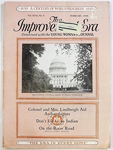The Improvement Era, Volume 33-41 Number 4, February 1930