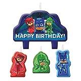 Toys : Masks PJ Mini Candle Set (4pc)