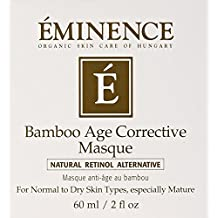 Eminence Bamboo Age Corrective Masque, 2 Ounce by Eminence Organic Skin Care