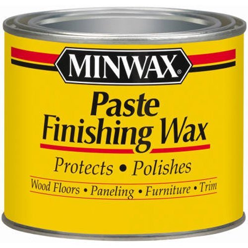 Minwax. 785004444 Paste Finishing Wax, 1-Pound, Natural (Limited Edition) by Minwax.