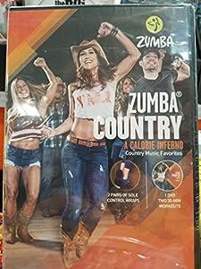 Zumba Country DVD