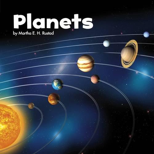 Download Planets (Little Pebble: Space) pdf epub