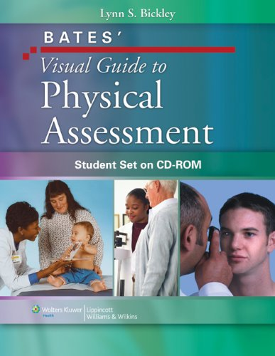 Students Visual Guide - Bates' Visual Guide to Physical Assessment: Student Set on CD-ROM