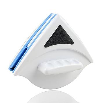 TAKEMORE7 Limpiador de ventanas magnético de doble cara, ultra resistente para limpiar la superficie de