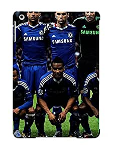 New Style Podiumjiwrp Hard Case Cover For Ipad Air- Chelsea Fc