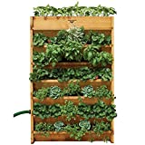Gronomics VG 32-45UA Unassembled Vertical Garden, 32 by 45 by 9-Inch