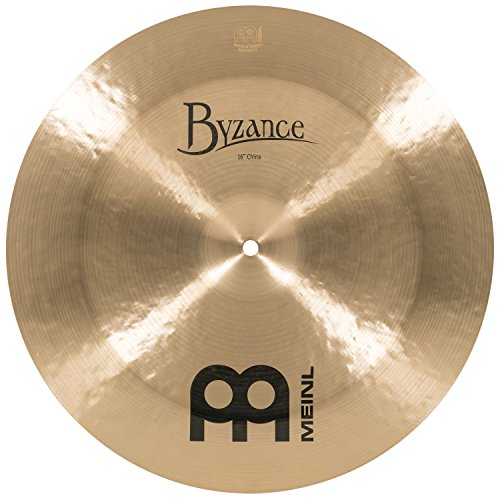 (Meinl Cymbals B16CH Byzance 16-Inch Traditional China Cymbal (VIDEO))