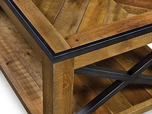 Magnussen Penderton Wood Rectangular Cocktail Table