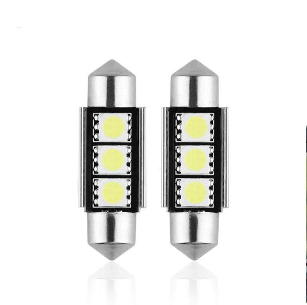 36mm C5W SMD 5050 car led light NO Error Bulb Car Licence Plate Light Auto Housing Interior Dome Lamp 12V car-styling