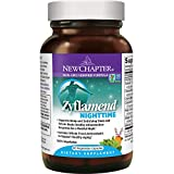 New Chapter Sleep Aid – Zyflamend Nighttime for Sleep Support with Turmeric + Valerian Root + Lemon Balm + Holy Basil – 60 ct Vegetarian Capsules Review