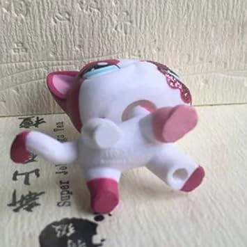 ZZIDC (TM) CUTE Littlest Pet Shop Collection LPS Juguetes de ...