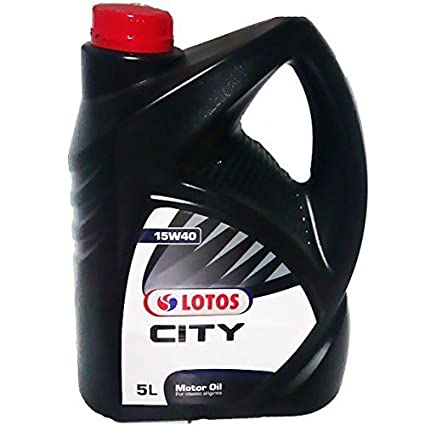 Aceite Loto City 15 W40, 5 litros: Amazon.es: Coche y moto