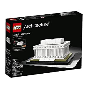 LEGO Architecture 21022 Lincoln Memorial Model Kit