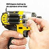 Spider Tool Holster BitGripper v2 - PACK OF TWO