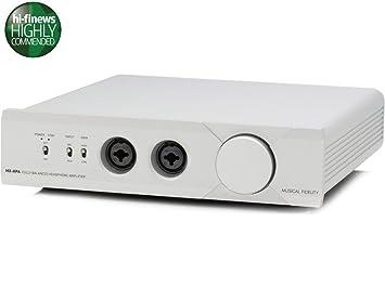 Musical Fidelity Kopfhörerverstärker MX-HPA vollsymetrisch silber