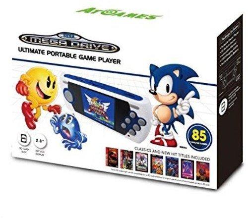 Import - Consola Retro Mega Drive Ultimate Portátil (85 Juegos) GP3288 Giochi Vari