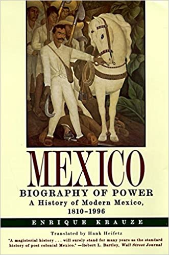 Book Mexico: Biography of Power