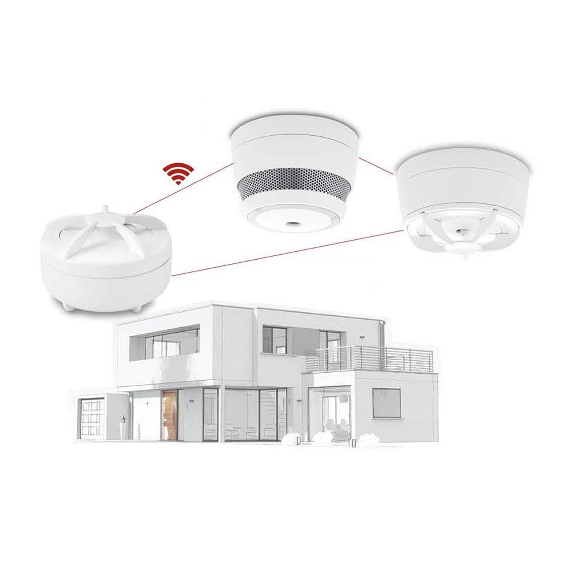 cavius 14747 Detector de agua Wireless Incluye batería de litio de 3 V, CE: Amazon.es: Bricolaje y herramientas