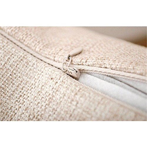 Pillow Dresses Case Pillowslip Romantic Pattern Chair Cushion Linen Seat Cotton Retro Square Covers Pillow Cover Back European inch Evening 18X18 Throw UwwptTq